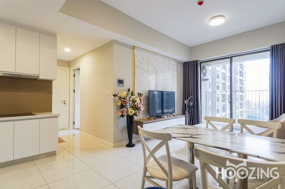 Masteri An Phu Apartment 2 Bedrooms for Rent - Fully Furnished & Dazzling