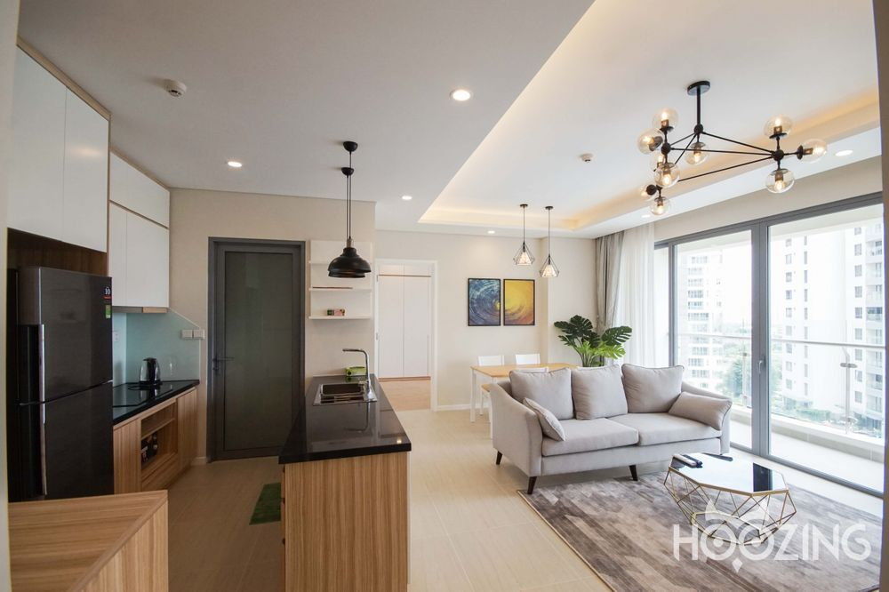 Diamond Island Apartment 2 Bedrooms - Fully Furnished & Exquisite