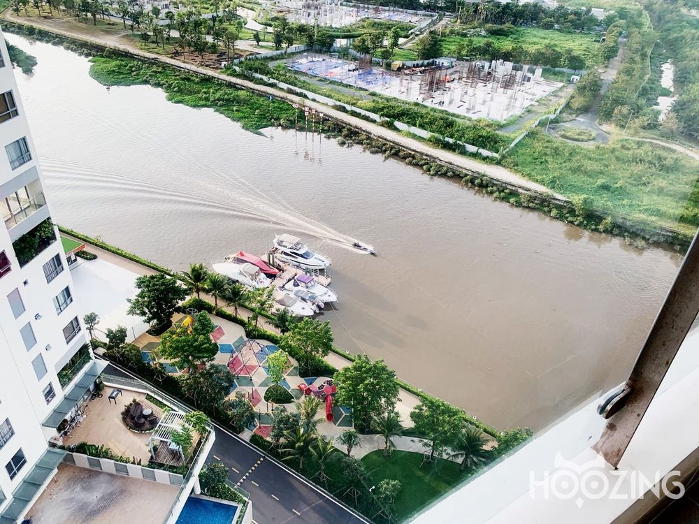 Bán Căn hộ Office-tel 2 PN Diamond Island - Không Nội Thất & Tràn Ngập Ánh Sáng