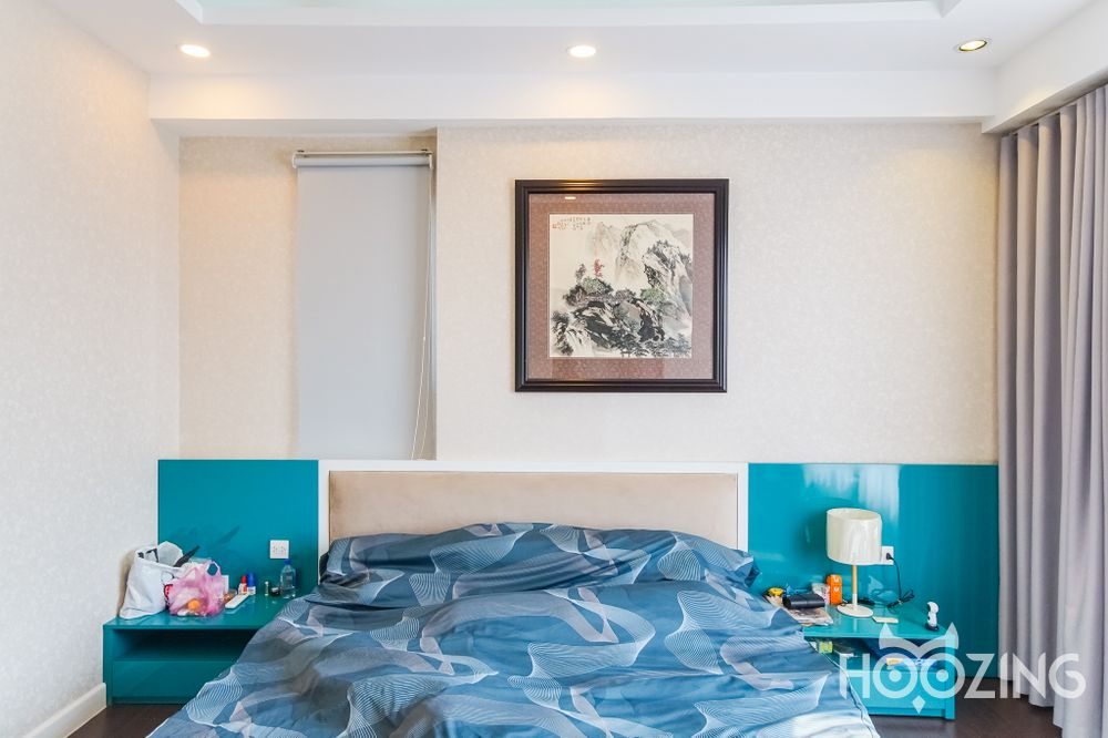 Chuyển Nhượng Căn hộ 3 PN Sun Avenue - Đầy Đủ Nội Thất & Sáng