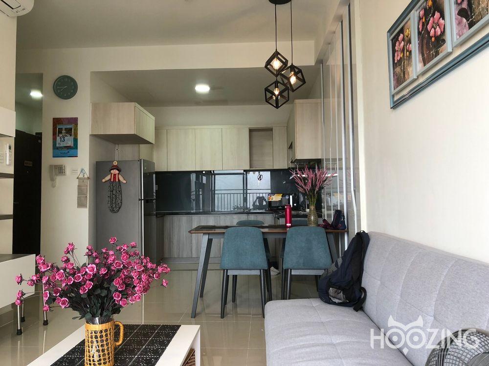 Cho Thuê Căn hộ 2 PN The Sun Avenue - Đầy Đủ Nội Thất & Giá Rẻ