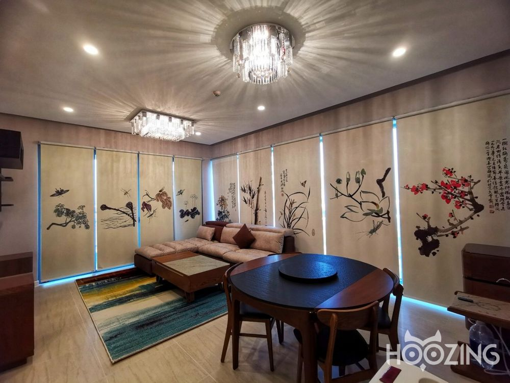 Diamond Island Apartment 3 Bedrooms for Rent - Fully Furnished & Alluring