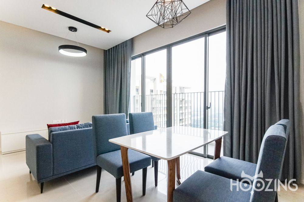 Masteri An Phu Apartment 3 Bedrooms - Fully Furnished & Elegant & Decent