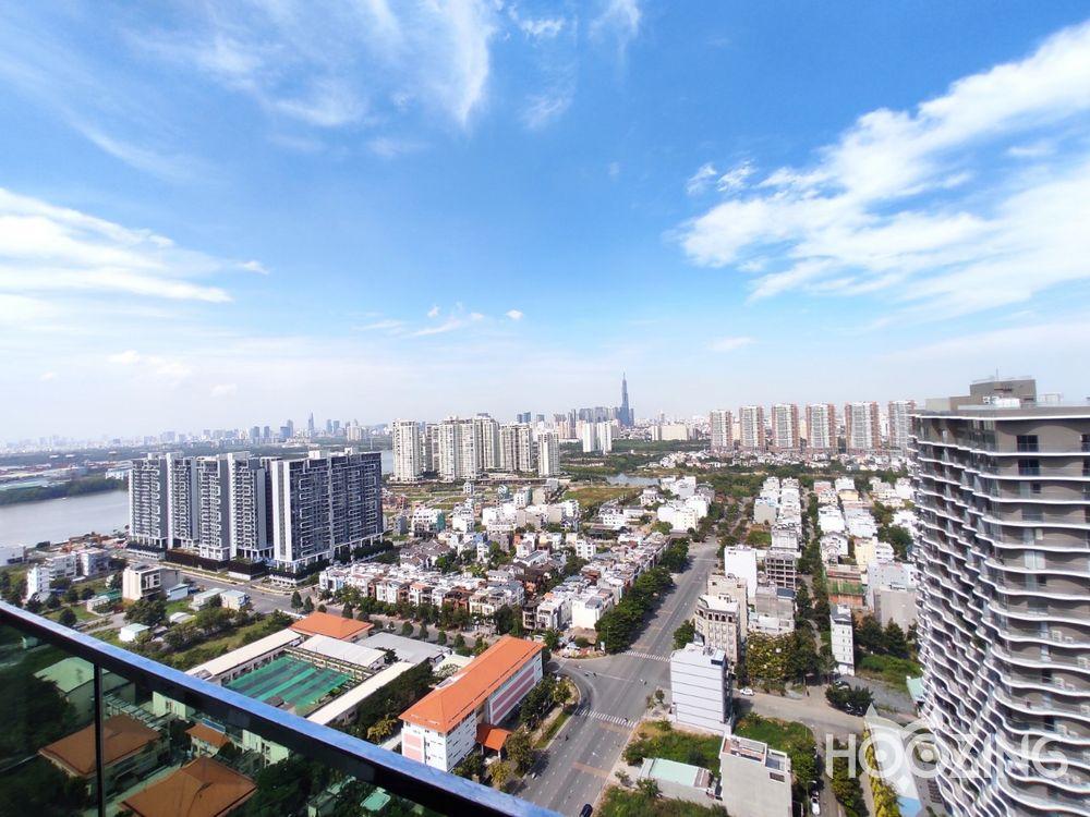 Cho Thuê Duplex 3 PN Feliz En Vista - View Landmark 81