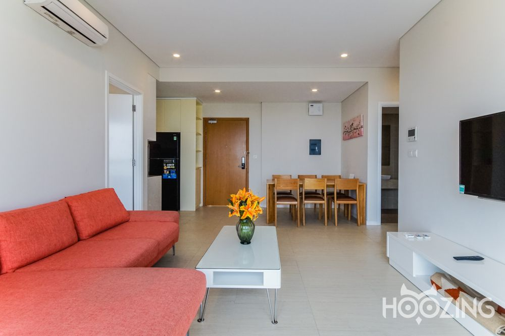Diamond Island Office-tel Apartment 2 Bedrooms - Fully Furnished & Decent