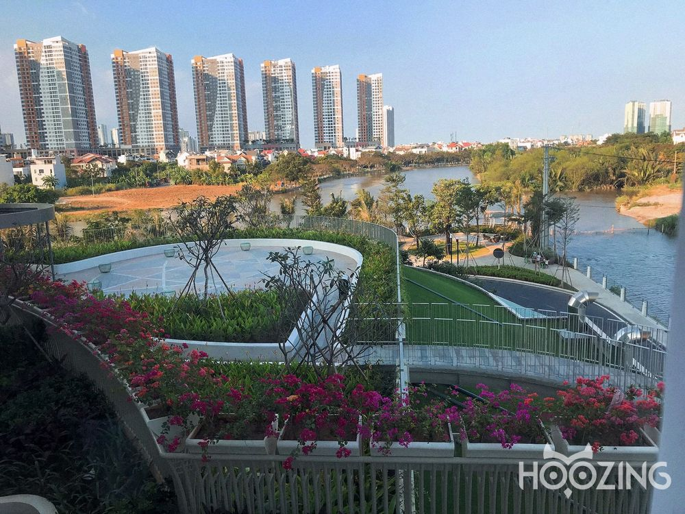 Diamond Island Office-tel Apartment 3 Bedrooms - Fully Furnished & Generously-Sized