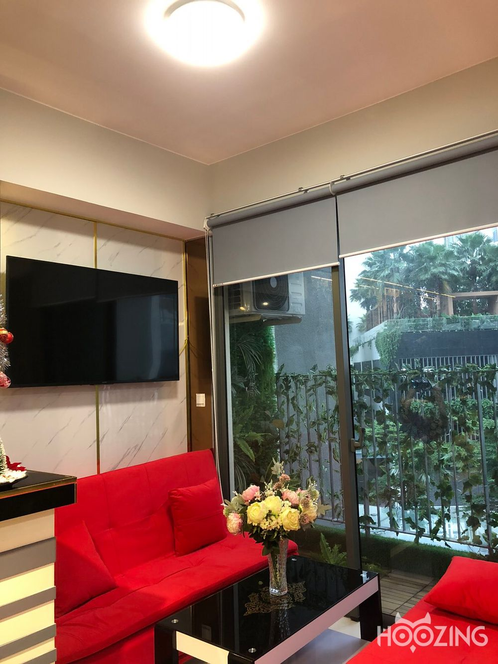Masteri An Phu Office-tel 1 Bedroom for Rent - Fully Furnished &  Sun-Filled