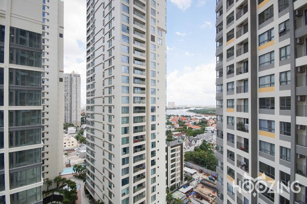 Masteri An Phu Apartment 2 Bedrooms - Basic Furnished & Sun-Filled