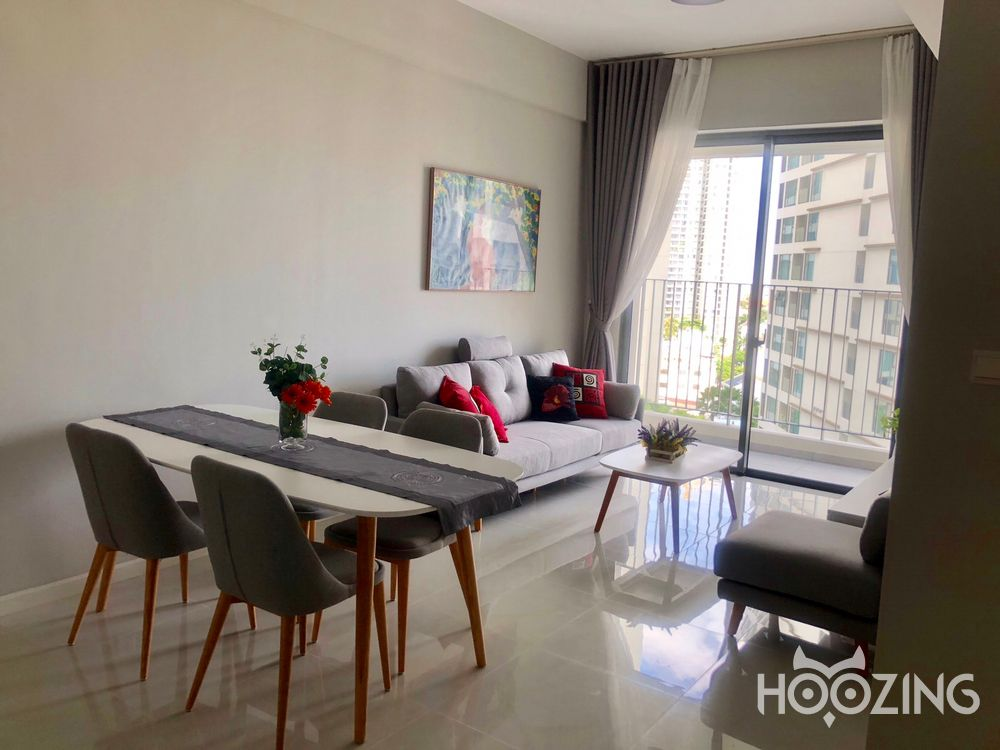 Masteri An Phu Apartment 2 Bedrooms - Fully Furnished & Exquisite