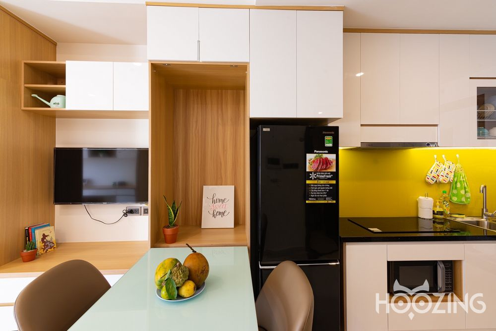 Saigon Royal Residence Apartment 1 Bedroom - Fully Furnished & Homey