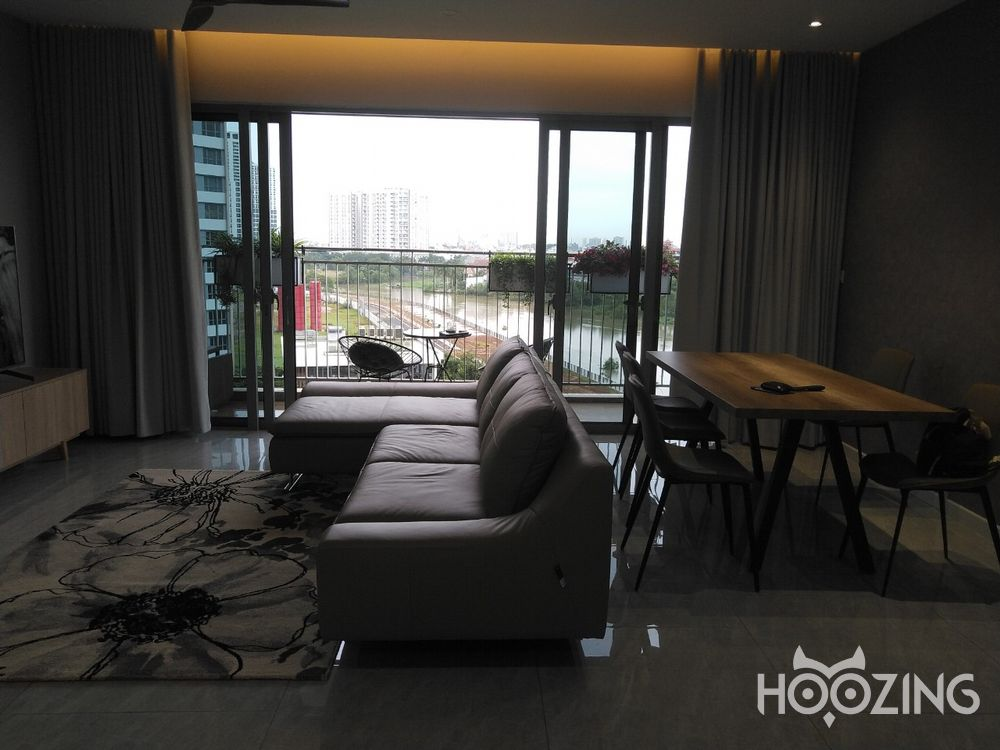 Palm Heights Apartment 3 Bedrooms for Rent - Stunning River View