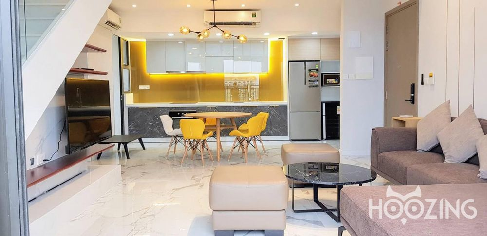 Riviera Point Duplex Apartment 3 Bedrooms - Fully Furnished & Luxurious