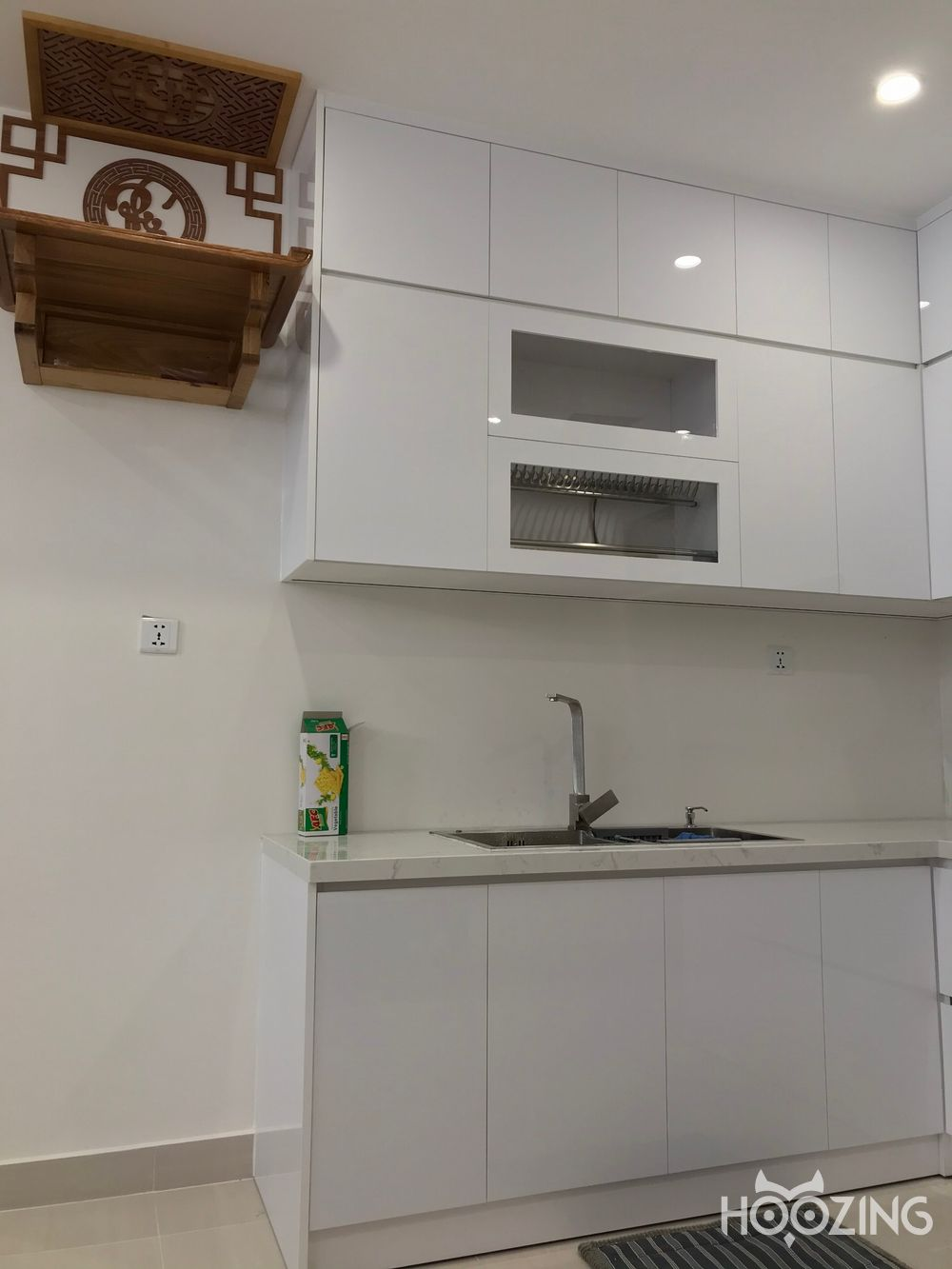 Vinhomes Grand Park Apartment 2 Bedrooms for Sale - Quite Neighborhood View