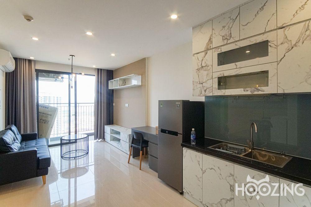 Vinhomes Grand Park Apartment 1 Bedroom for Sale - Modern & Convenient Furniture
