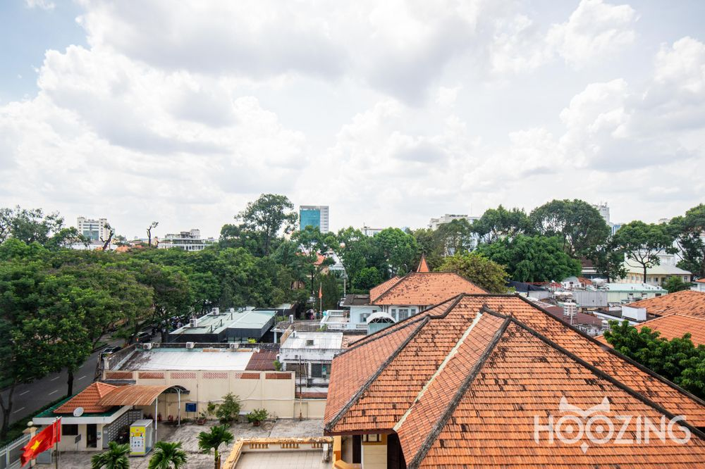 Truong Dinh Apartment  1 Bedroom - Fully Furnished & Sun-Filled