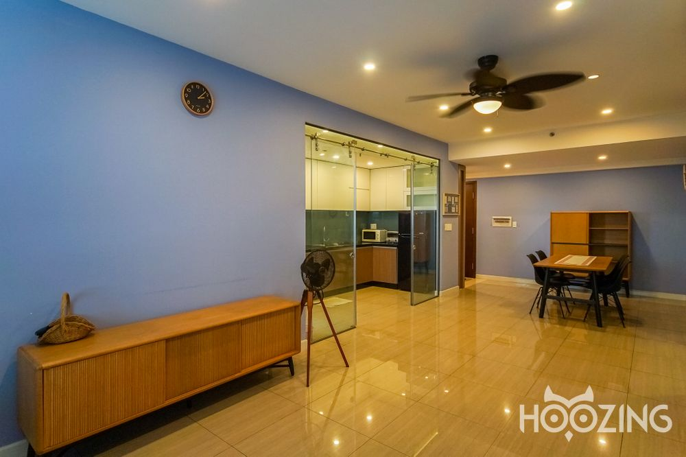 Tropic Garden Apartment 3 Bedrooms - Fully Furnished & Spacious