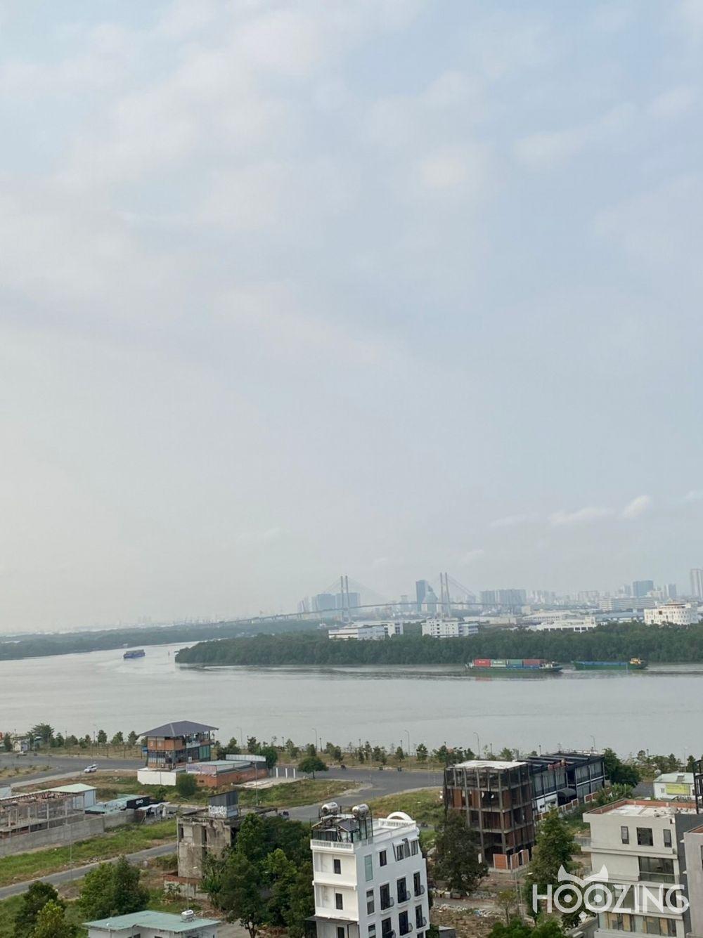 Cho Thuê Căn hộ 2 PN One Verandah - View Sông Siêu Đẹp