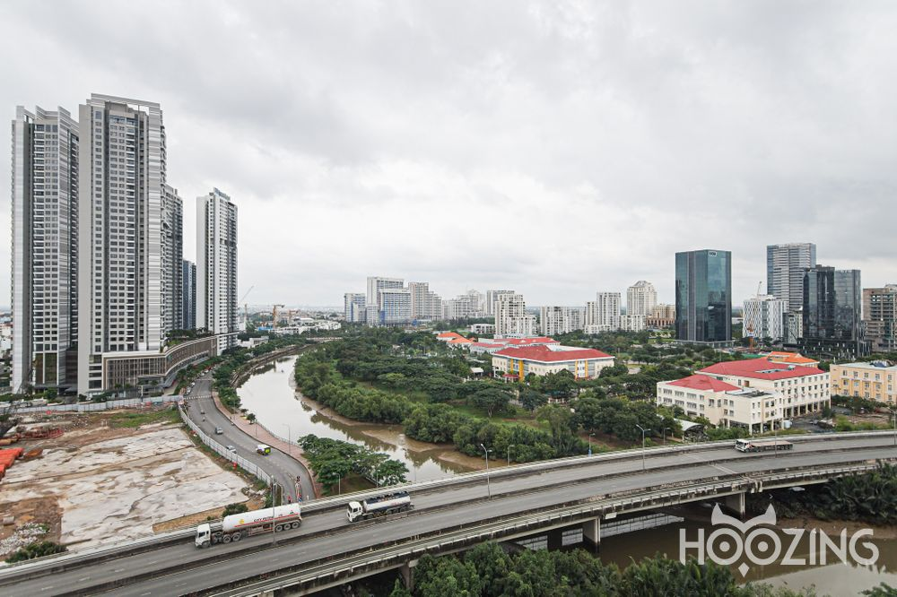 Docklands Saigon Apartment 3 Bedrooms - Fully Furnished & Elegant