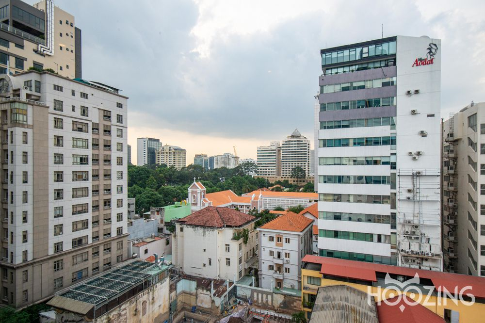 Ly Tu Trong Service Apartment Apartment Apartment 1 Bedroom - Fully Furnished & Decent
