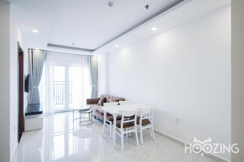 Richmond City  Apartment 2 Bedrooms - Fully Furnished & Dazzling
