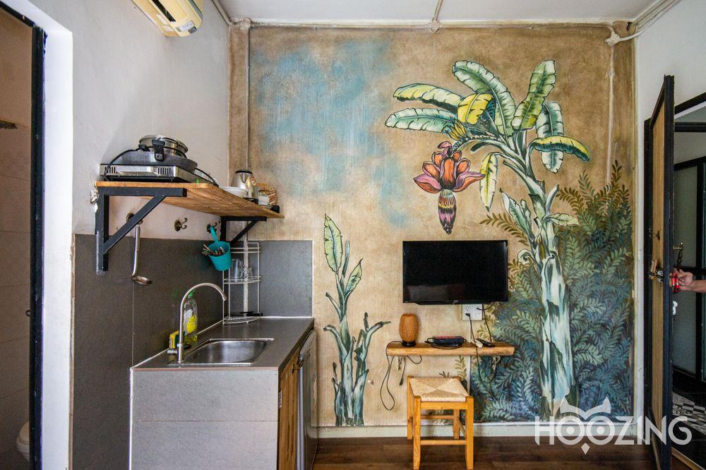 Nguyen Van Nguyen Apartment Apartment 1 Bedroom for Rent - Fully Furnished & Elegant