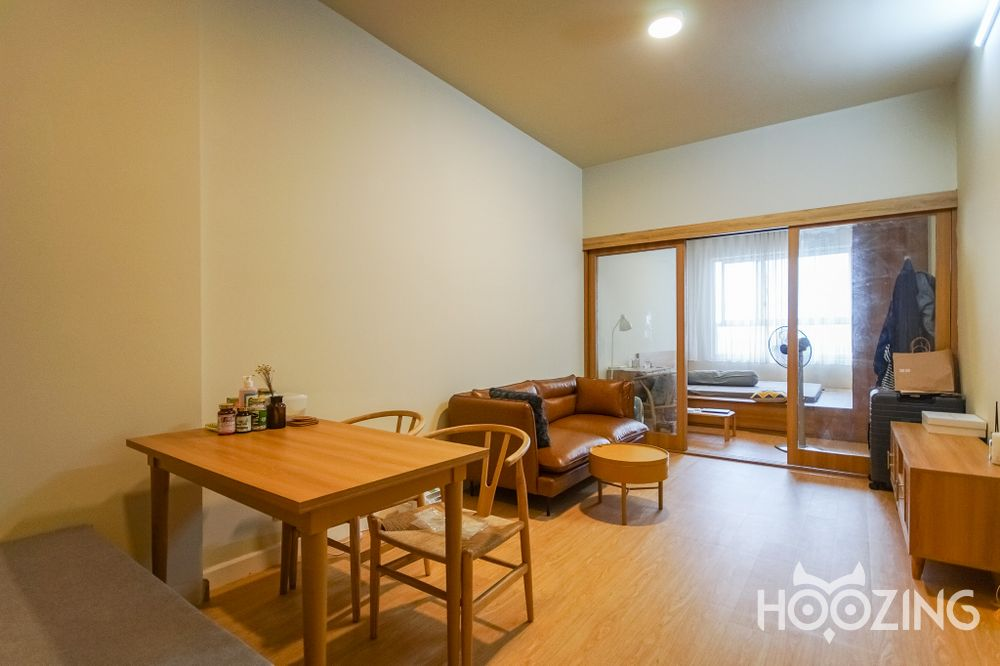 Lexington Residence Apartment 1 Bedroom for Sale - Beautiful East Asia Style