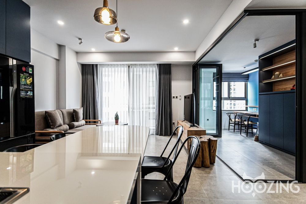 Cho Thuê Căn hộ 3 PN Saigon South Residence - Full Nội Thất Cao Cấp