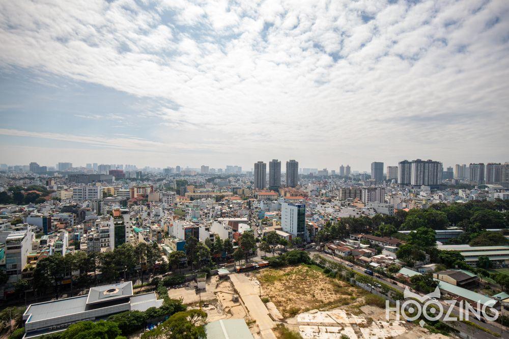 Cho Thuê Căn hộ 2 PN Kingdom 101 - Không Gian Trang Nhã
