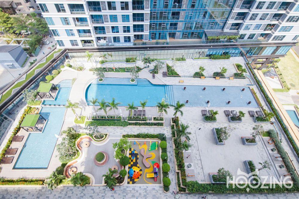 Bán Căn hộ 3 PN Sunwah Pearl - View Nội Khu Yên Tĩnh