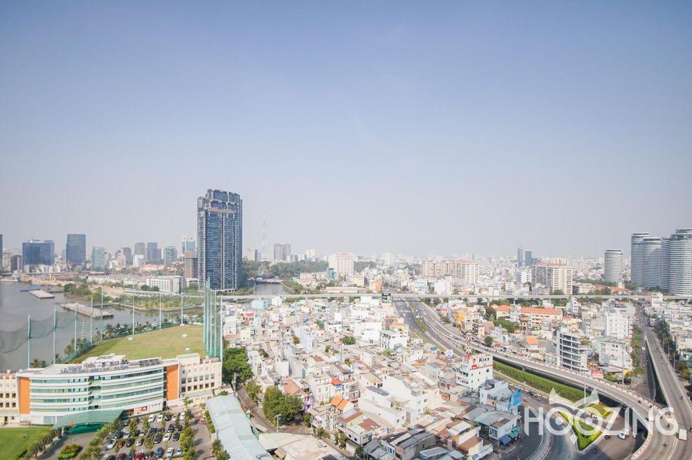 Cho Thuê Căn hộ 3 PN Sunwah Pearl - Tầng Cao View Thoáng