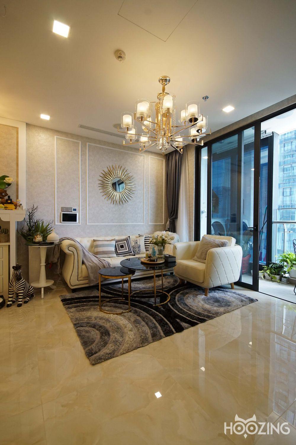 Vinhomes Golden River Apartment 2 Bedrooms - Fully Furnished & Royal