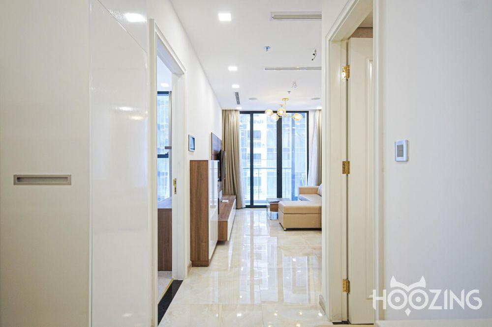 Cho Thuê Office-tel 1 PN Vinhomes Golden River - Đầy Đủ Nội Thất & Ấm Cúng
