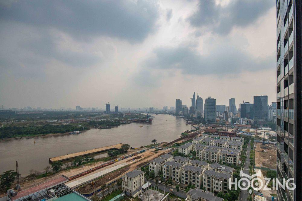 Cho Thuê Căn hộ 2 PN Vinhomes Golden River - Không Nội Thất & Tràn Ngập Ánh Sáng