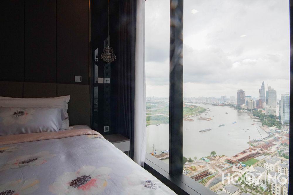Cho Thuê Căn hộ 2 PN Vinhomes Golden River - Nội Thất Tinh Tế